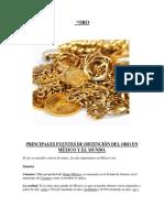 Oro Recursos
