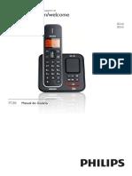 Manual Telefone Sem Fio Philips Se3652b_78