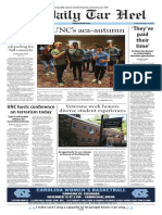 The Daily Tar Heel for Nov. 10, 2017