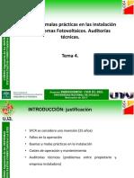 Curso Juliaca. Tema 4. Buenas y Malas Prácticas