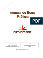 Manual Da Qualidade Orthomedic