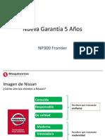 Garantía Extendida Np300 Frontier 2017