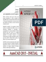 Autocad 2015 Nivel Basico - Sencico