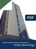 Informativo Fin Quantitativa 01 2013
