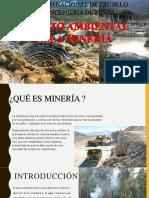 Impacto de La Mineria en El Medio Ambiente - Leiva