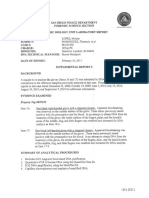 Exhibit 7 - Supplemental Forensic DNA Report #6 - By Shawn Montpetit