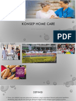 I Konsep Home Care