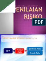 3.Penilaian Risiko Pemrov.kaltim 2016