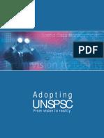 UNSPSC for Better Spend Analysis_September 20,2006