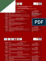 Calendario Del Congreso