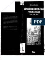 232399821 SANTOS Milton Metropole Corporativa Fragmentada o Caso de Sao Paulo