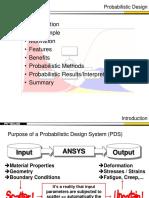 PDS - ANSYS Presentation