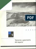 11_UNIDAD IX - Vectores Y Geometría Del Espacio.pdf