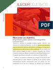 Establecer Objetivos - Psicología Deportiva