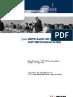 Rohstoffstrategie der CDU/CSU-Fraktion