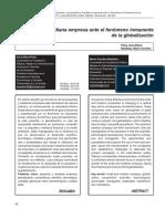 Pymes y Globalizacion