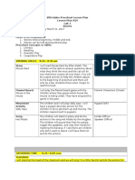 5th lesson plan final draft