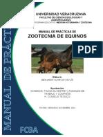Manual de Practicas de Zootecnia de Equinos