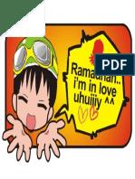 Slogan Ramadan