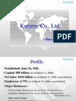 Kuraray Presentation 25 May 2010