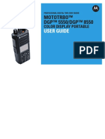 Dgp 5500-Dgp 8550 Color Display Portable User Guide en 68009487001-f