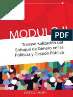 MÒDULO II - Transversalización del enfoque de Género.pdf