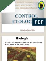 Control Etologico