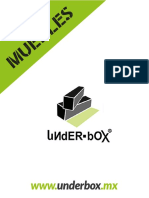Catalogo de Muebles UnderBox