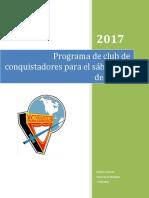 Programa de Conquistadores