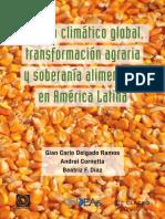 cambio climático y transformación agraria