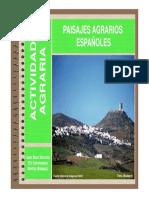 Paisajes Agrarios españoles