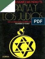 Espana y Los Judios en La Segunda Guerra Mundial 0