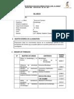 5. Silabus Microbiologia