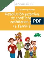 Resolucion Positiva de Conflictos Cotidianos en La Familia Ceapa