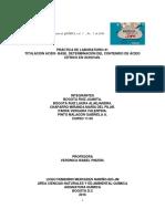 Ejemplo de Informe de Laboratorio
