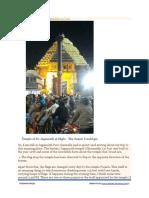 The Temple of Lord Jagannatha at Puri