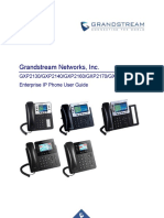 2.1.TELEFONO - Gxp21xx User Guide