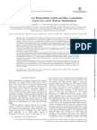Relationships Between Photosynthetic Activity and Silica Accumulation