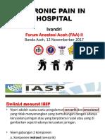 Cronic Pain in Hospital - Ivandri