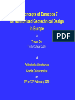 The concept of Ec7 for harmonised geotechnical desing in europe.pdf