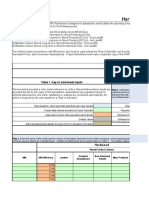 Harvested Wood Products Calculation Worksheet