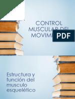 Control Muscular Del Movimiento