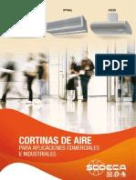 Catálogo Cortinas Aire 2010