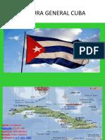 Cultura General Cuba