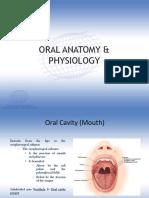 Anatomi Dan Fisiologi Mulut Bp2 - Copy