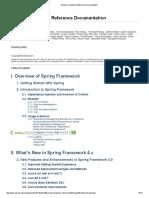 Spring Framework Reference Documentation 4.0.5