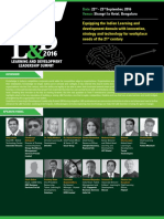 L&D Leadership Summit India 2016