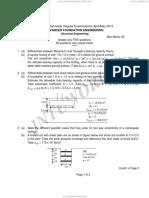 12D20106c Advanced Foundation Engineering