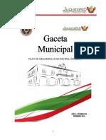 Plan de Desarrollo 2016 2018 Juchitepec