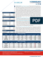 Indian Stock Market Outlook by Mansukh Investment & Trading Solutions 26/8/2010